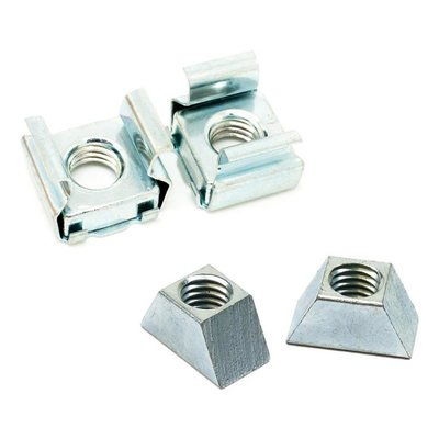 Cage, Channel & Wedge Nuts