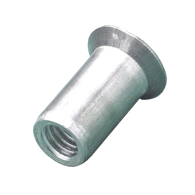 Aluminium Countersunk Rivet Nuts