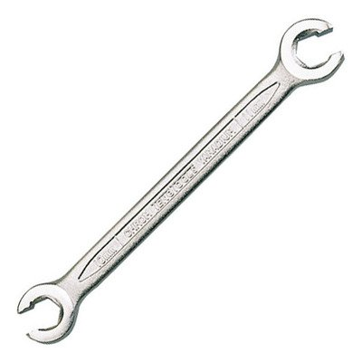 Flared Nut Open End Ring Spanners