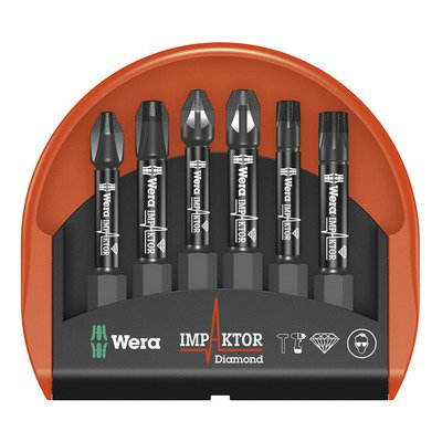 Wera Mini-Check Bit Sets