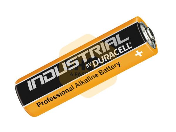 Industrial by Duracell AA Alkaline Batteries