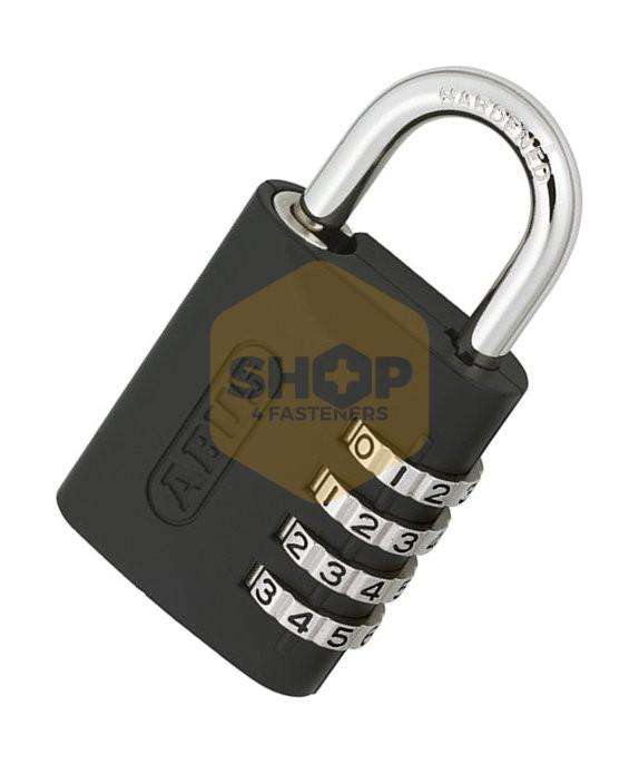 d9846c77d6bb ABUS 158KC/45mm Combination Padlock With Key Override