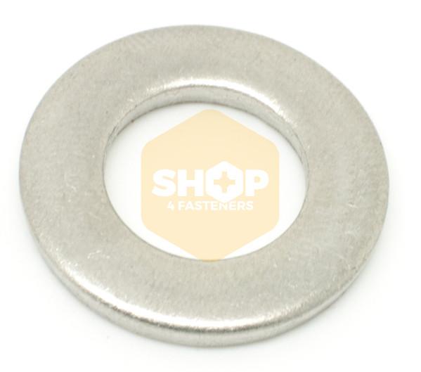 . DIN 125A M8 SIZE METRIC FLAT STEEL WASHERS 8.4mm x 16mm x 1.6mm