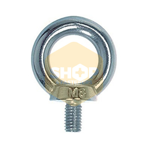 Lifting Eye Bolt - A2 Stainless Steel