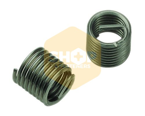 V-Coil Imperial BSF Thread Repair Inserts - 2.5D