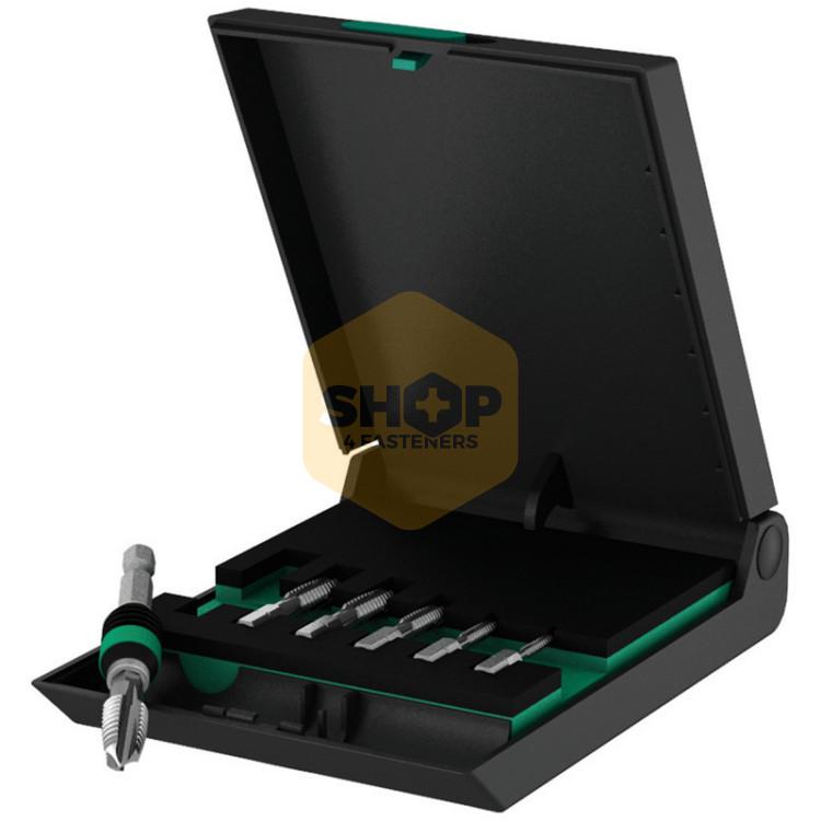 Wera 844 7 Tap Bit Set Metric Hand Amp Machine Taps