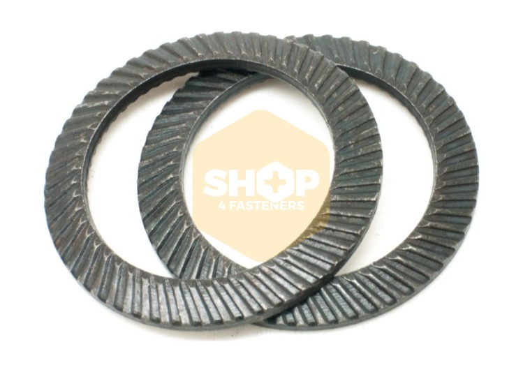 Schnorr Safety Lock Washers Type S Self Colour - M10 (3/8