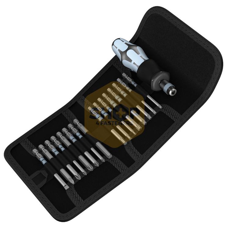 wera kompakt 60 stainless bit holding screwdriver sets shop4fasteners. Black Bedroom Furniture Sets. Home Design Ideas