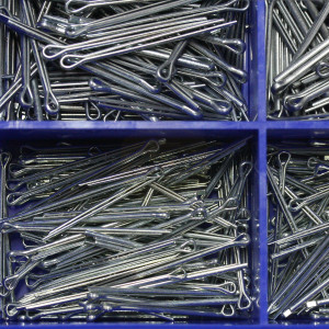 Split Cotter Pin Kits Large - 1,000pc