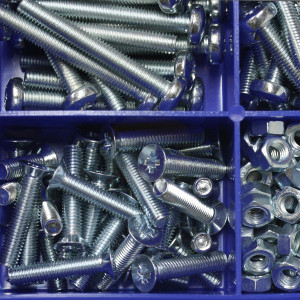 Machine Screw Kit (M3 - M6) - 2000pc