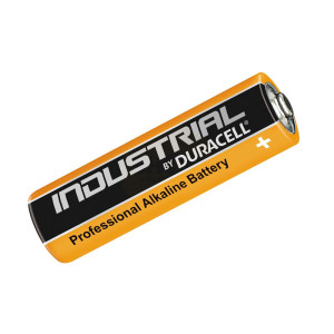 Industrial by Duracell AA Alkaline Batteries