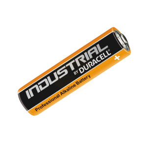 Industrial by Duracell AAA Alkaline Batteries