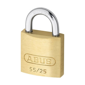 ABUS 55 Series Brass Padlocks