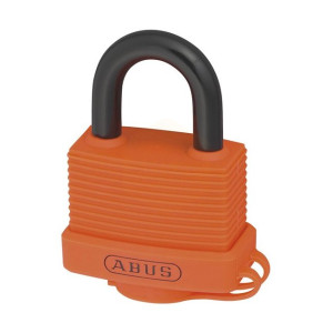 ABUS 70AL Series Coloured Aluminium Padlocks