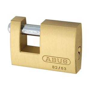ABUS 82 Series Brass Shutter Padlocks