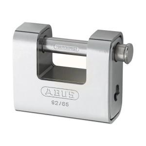 ABUS 92 Monoblock Shutter Padlocks