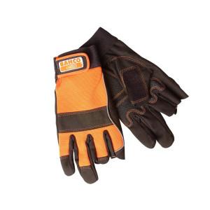 Bahco Carpenters' Fingerless Gloves