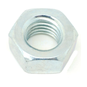 Hexagon Left Hand Full Nuts - Metric BZP