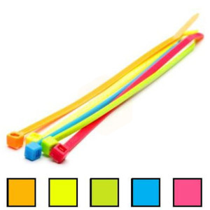 Fluorescent Cable Ties