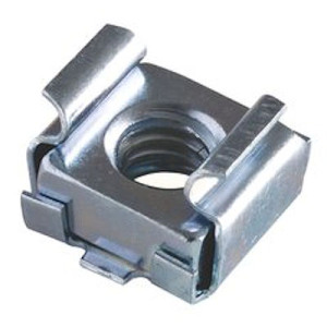 Cage Nuts - Zinc Plated