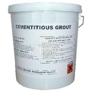 Cementitious Crack Repair Grout - 3 litre Tub