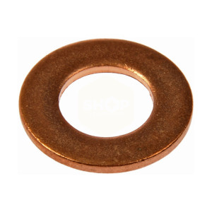 Flat Washer Form B - Copper