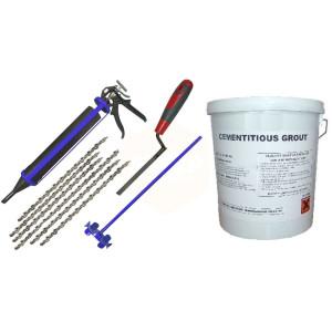 Crack Repair System Kit