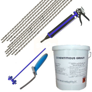 Crack Repair System Full Kit