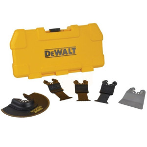 DeWalt Multi-Tool Accessory Blade Set of 5
