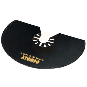 DeWalt Multi-Tool Semi Circle Blades 100mm
