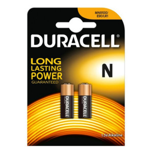 Duracell Gold Top N Cell Alkaline Batteries