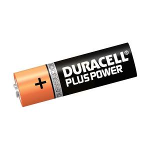 Duracell Plus Power AA Alkaline Batteries