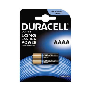 Duracell Ultra AAAA E96 Alkaline Batteries