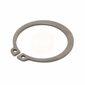 External Metric Circlips - Stainless Steel