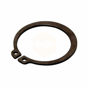 External Metric Circlips - Spring Steel