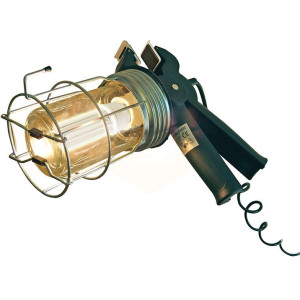 Heavy-Duty Low Energy Inspection Lamp - 5 Metre - 60 Watt