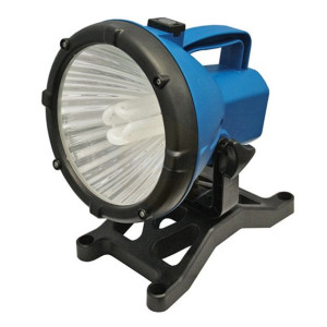 Low Energy Work Light Lamp with Base - 36 Watt