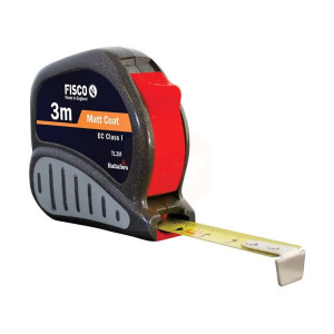 Fisco Tri-lok Tape 3m/10ft