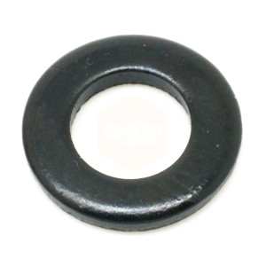 Flat Washer Form A - Black