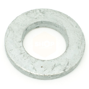 Flat Washer Form A - Galvanised