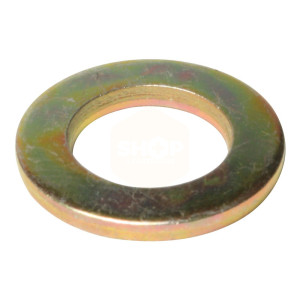 Flat Washer Form A - Zinc & Yellow YZP