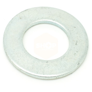 Flat Washer Form B - Zinc Plated BZP