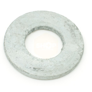 Flat Washer Form F - Galvanised