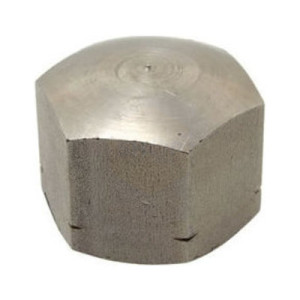 Hexagon Cap Nuts - Stainless Steel A2