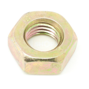 Hexagon Full Nuts - Metric Zinc Yellow