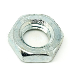 Hexagon Lock Nuts - Metric BZP