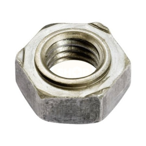 Hexagon Weld Nuts - Stainless Steel A2