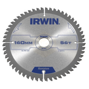 Professional Circular Saw Blade 160 x 20mm x 56T - Aluminium