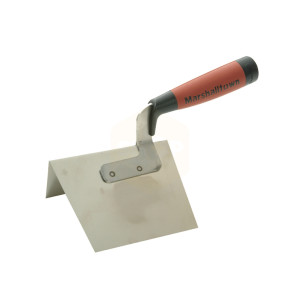 Marshalltown M25D External Dry Wall Corner Trowel Durasoft Handle