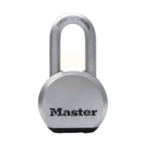 Master Lock Excell Chrome Plated Padlocks